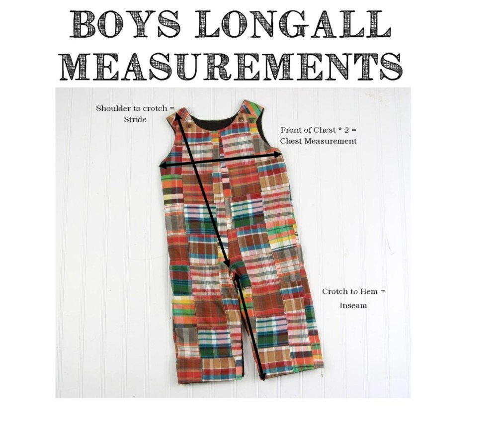 longall-measurements