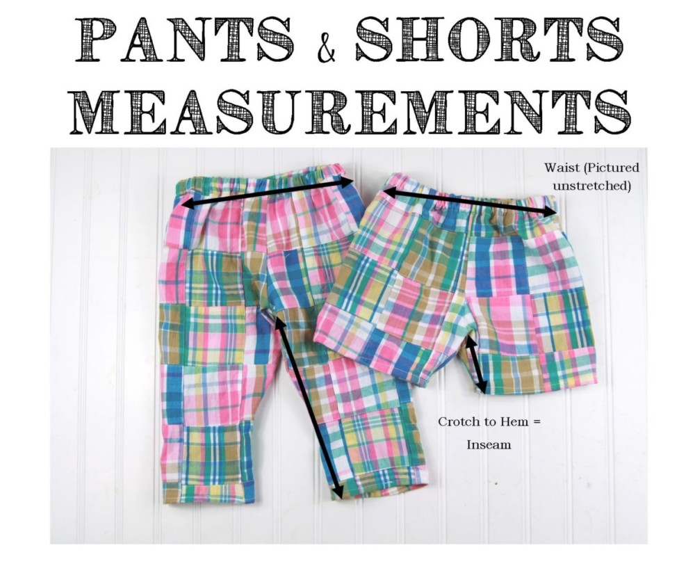 pants-and-shorts-measurements