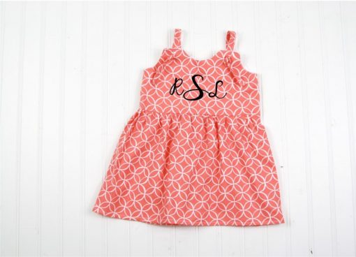 monogrammed clothing for girls