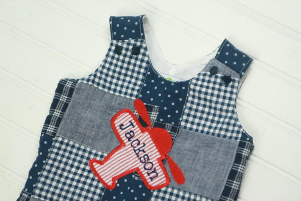 Unique Baby Boy Clothes by Soda City Sewing