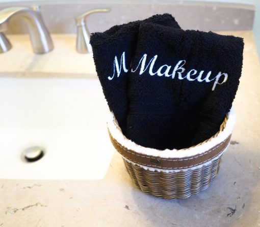 air bb gift makeup towels