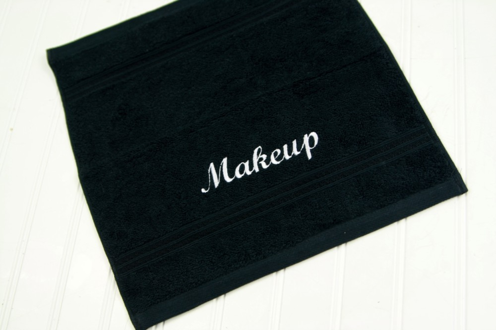 Makeup Remover Towel- Save Your Wash Cloths!