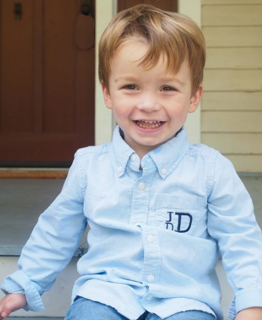 toddler dress shirt personalized
