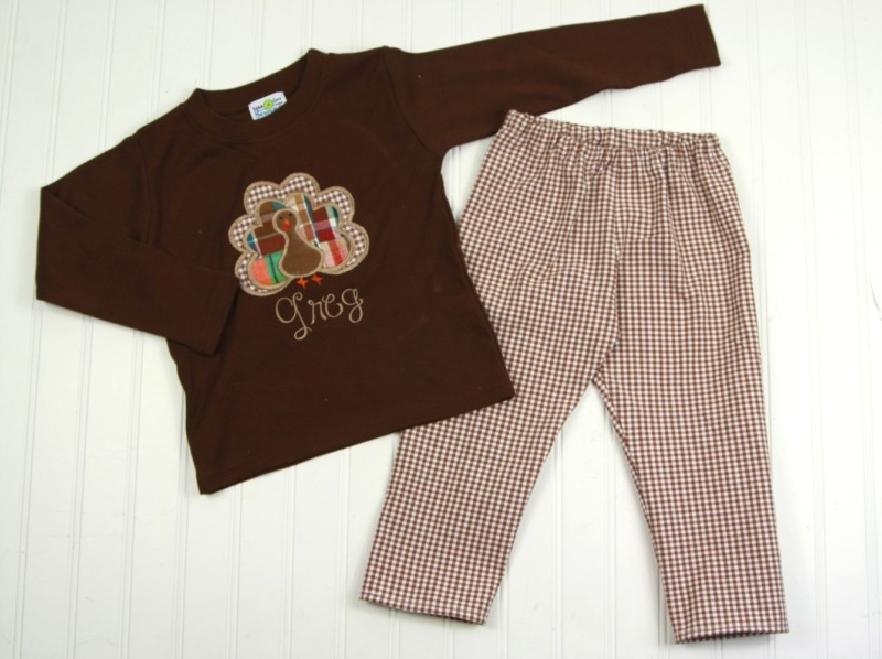 thanksgiving outfit for baby boys