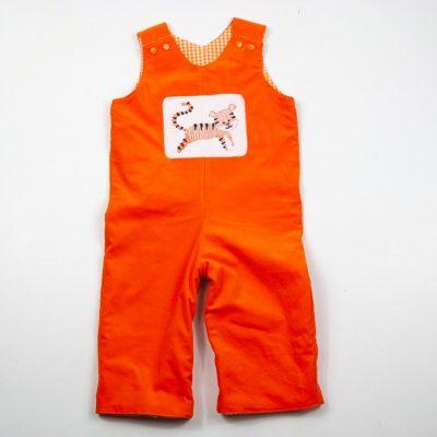clemson overalls