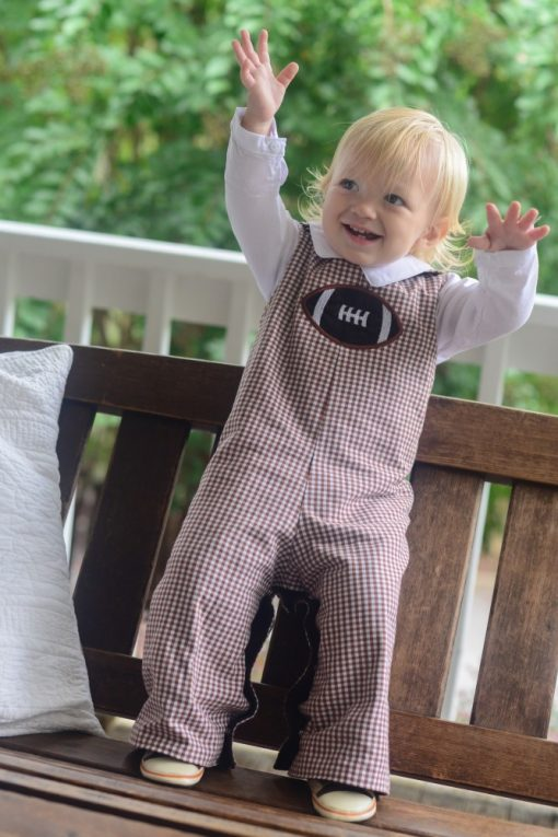 fall football outfit for boys