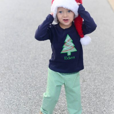 toddler boy christmas outfit