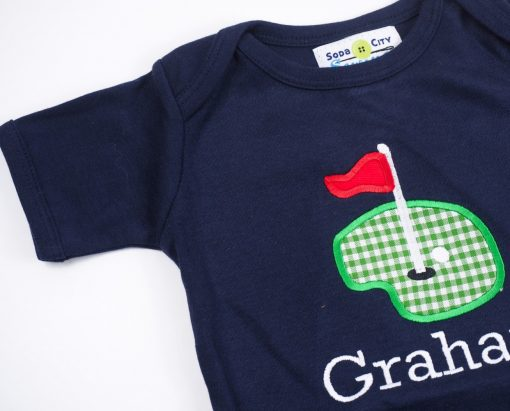 baby boy golf outfit