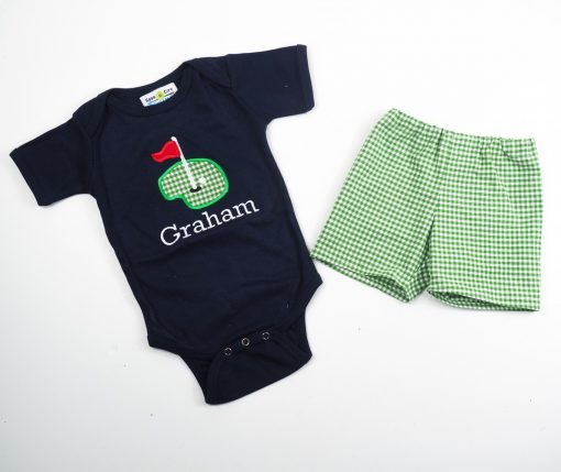 baby boy golf outfit for masters