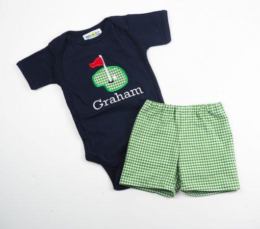 baby shower gift for golfer