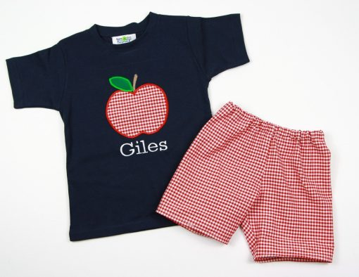 back to school toddler clothes