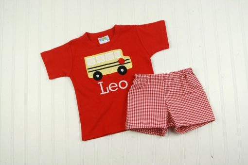 little boy back to school sets