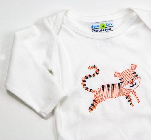 boys clemson tiger shirt