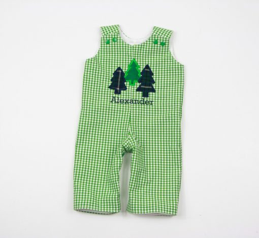 woodland boys outfit