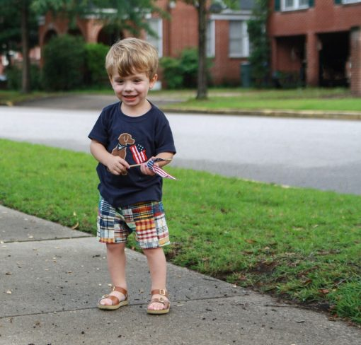 toddler boy 4th of july outfit
