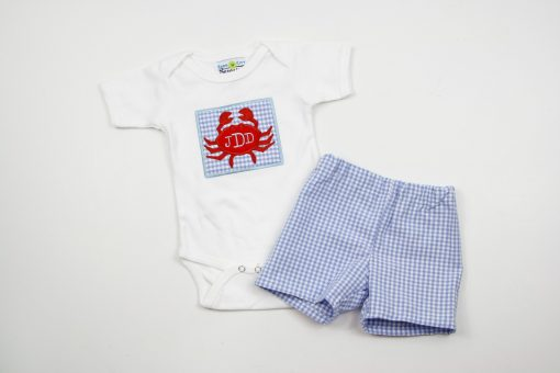boys crab outfit for summer