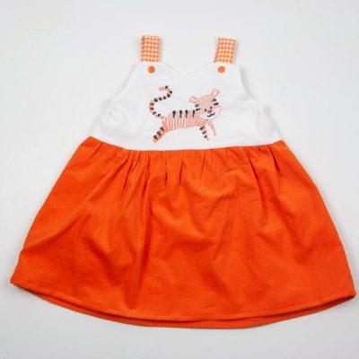 clemson tiger dress