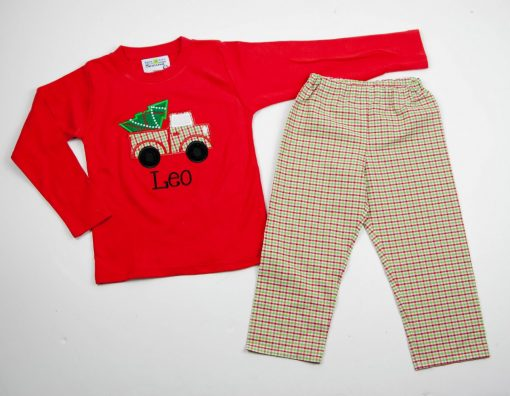 childrens christmas clothing for boys