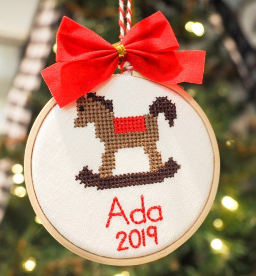personalized ornaments for kids