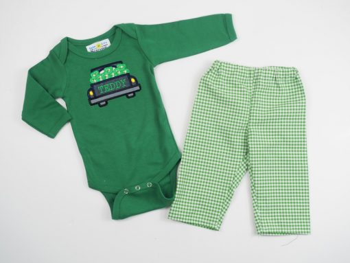 st patricks day shirt for babies