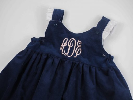 2 personalized handmade dress for toddlers