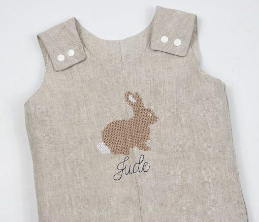 4 cross stitch bunny rabbit embroidery