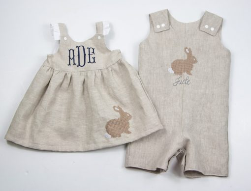 4 sibling easter outfits