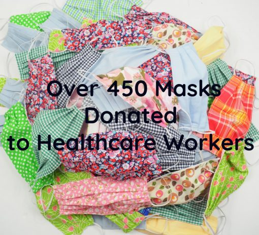 fabric mask donations soda city sewing
