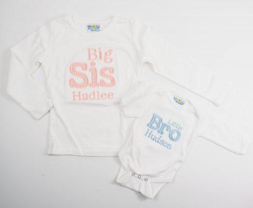 new baby sibling shirts