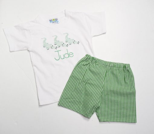 toddler alligator outfit