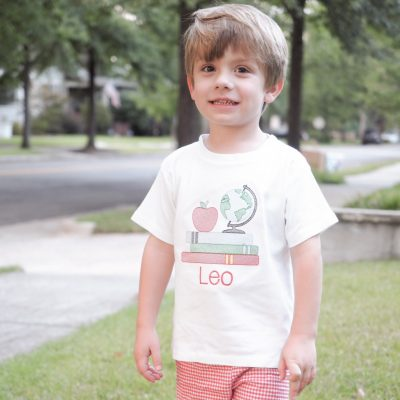first day of school shirt
