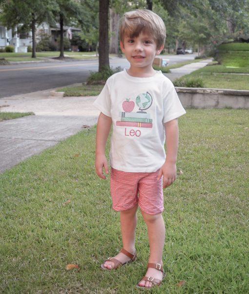 1st day of kindergarten shirt for boys